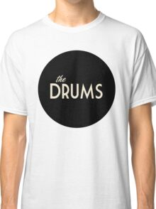 The Drums logo  Classic T-Shirt