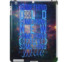 Something Old iPad Case/Skin