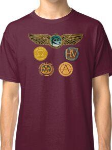 Rick Riordan's Logos Classic T-Shirt