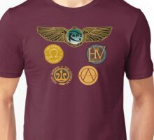 Rick Riordan's Logos Unisex T-Shirt