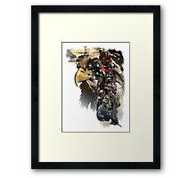 Air Force Combat Commandos Framed Print