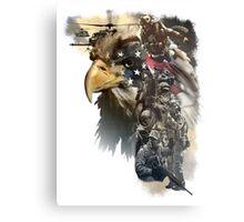 Air Force Combat Commandos Metal Print