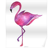Let's Flamingle! Poster