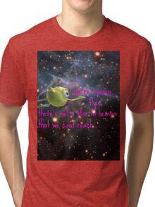 Mike is Soarin' Tri-blend T-Shirt