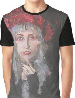 Petal Graphic T-Shirt