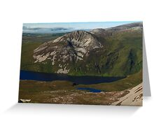 Aghla More From Errigal Greeting Card