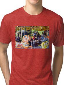 CHILDHOOD LIVING Tri-blend T-Shirt