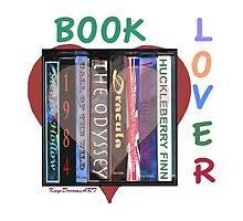 Book Lover by KayeDreamsART