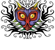 Majora's Mask by Bammelsan
