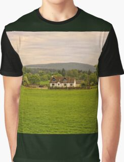 Country Beauty Graphic T-Shirt
