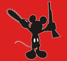 Evil Dead Mickey. by SoftSocks