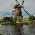 Kinderdijk (3) by eddiechui