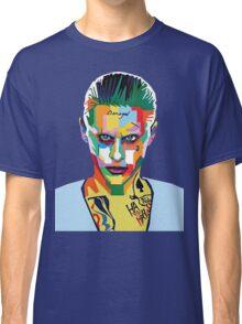 jared leto of joker Classic T-Shirt
