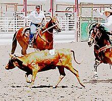ladies ranch rodeo Winnemucca by DonActon
