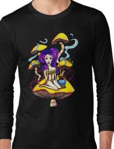 Hookah Girl Long Sleeve T-Shirt