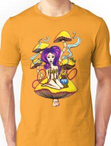 Hookah Girl Unisex T-Shirt