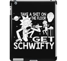 Rick and Morty Inspired Get Schwifty iPad Case/Skin