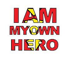 My Own Hero Spider Woman by Sarah-AV-Taylor