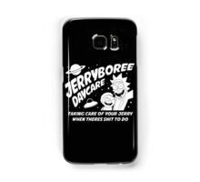 Rick and Morty Inspired Jerryboree Samsung Galaxy Case/Skin