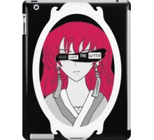 God Save Yona iPad Case/Skin
