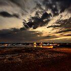 Solstice Sunset by Nigel Bangert