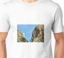 A Face at a Place Unisex T-Shirt