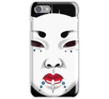 Japanese Porcelain Doll iPhone Case/Skin
