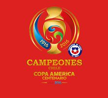 Chile Football Team - campeones chile Unisex T-Shirt