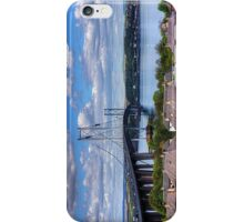 The busy bridge iPhone Case/Skin