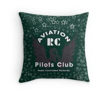 NW/RC Aviator Throw Pillow