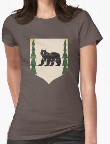 Bear Island  Womens Fitted T-Shirt