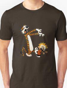 zombie calvin hobbes Unisex T-Shirt