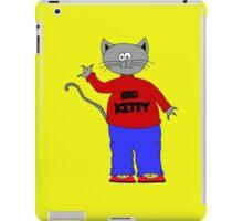 big kitty iPad Case/Skin