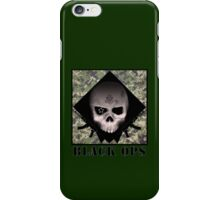 BLACK OPS iPhone Case/Skin