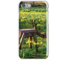 Step away from my Daffodils iPhone Case/Skin