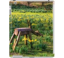 Step away from my Daffodils iPad Case/Skin