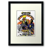 THE HARDER THE COME Framed Print