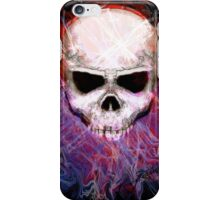 Color Skull iPhone Case/Skin