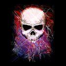 Color Skull by Randall Robinson