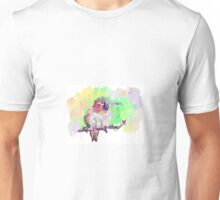Colourful Bird Unisex T-Shirt