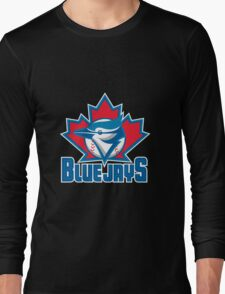 Toronto_Blue_Jays_Logo_ Long Sleeve T-Shirt