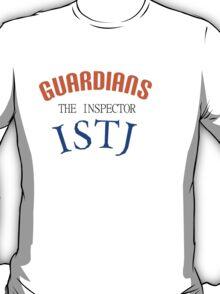 ISTJ Guardian personality T-Shirt