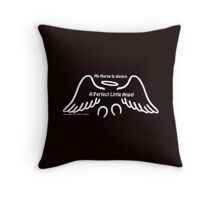 Perfect Horse Angel Pillow Throw Pillow