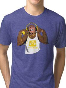 Yellow Monkey  Tri-blend T-Shirt