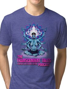 Transcendent Tales Podcast Tri-blend T-Shirt