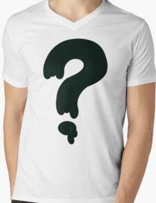 Soos Staff Shirt Mens V-Neck T-Shirt