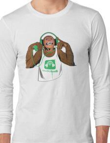 Green Monkey  Long Sleeve T-Shirt