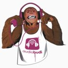 Pink Monkey by audiobudi