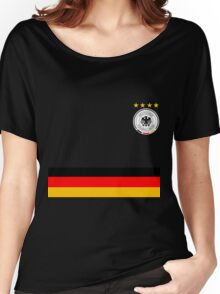 Germany national football Women's Relaxed Fit T-Shirt