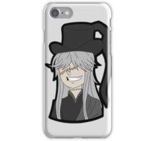 Undertaker (Black Butler) iPhone Case/Skin